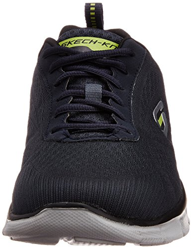 Skechers Equalizzatore Quick Reaction Herren Sneakers Blau (dark Navy Dknv)