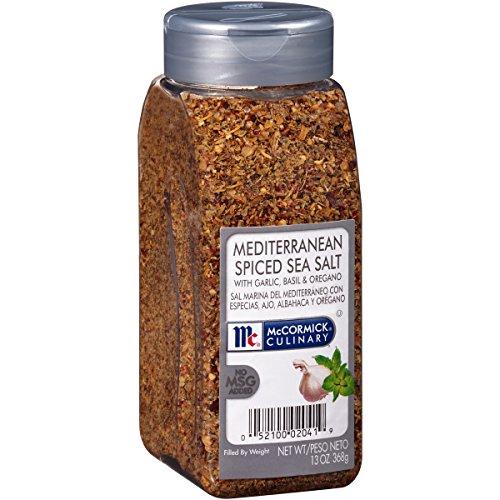 McCormick Culinary Mediterranean Spiced Sea Salt, 13 ()