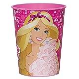 16oz Barbie Plastic Cup
