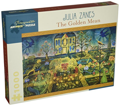 Pomegranate Communications Inc,US Julia Zanes The Golden Mean 1000-Piece Jigsaw Puzzle