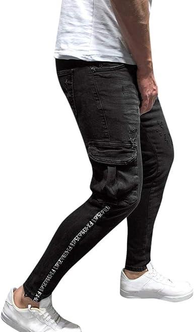 Pantalones Hombre Pantalon Casual Hombre Pantalones Tipo Cargo De Algodon Con Multiples Bolsillos Y Cinturon Ajustable Para Acampada Marcha Caza Pesca Senderismo Amazon Es Ropa Y Accesorios