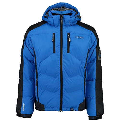 Norway Chaqueta Azul Geographical para Hombre Blusa 6d6xqw