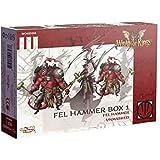 Wrath of Kings: House Nasier: Fel Hammer Box