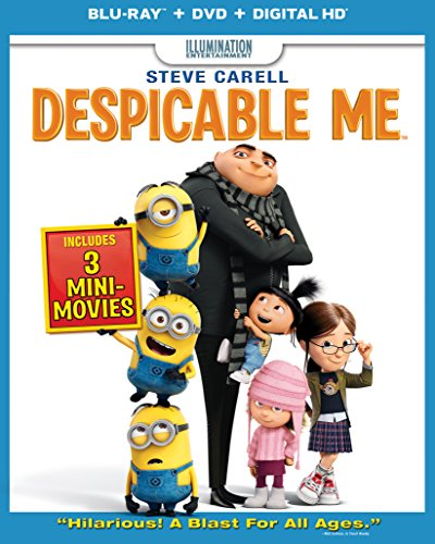 025192191695 - Despicable Me [Blu-ray] carousel main 0