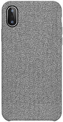coque iphone x en tissu