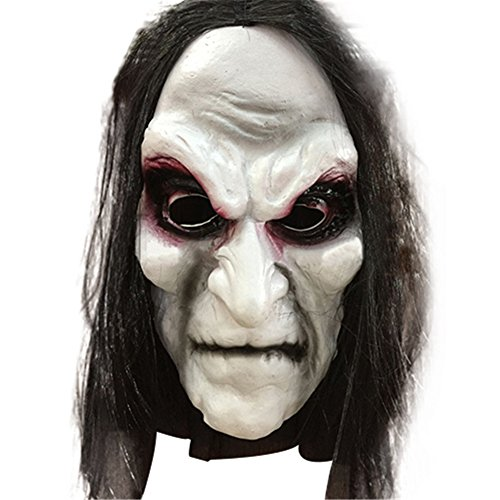 (Gorge-buy Halloween Zombie Mask Ghost Festival Horror Mask Scary Halloween)