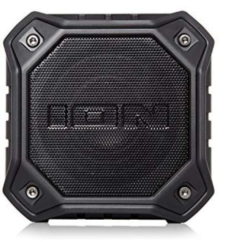 ION ISP74BK Dunk IPX7 Waterproof Portable Bluetooth Speaker with - Twister Perch