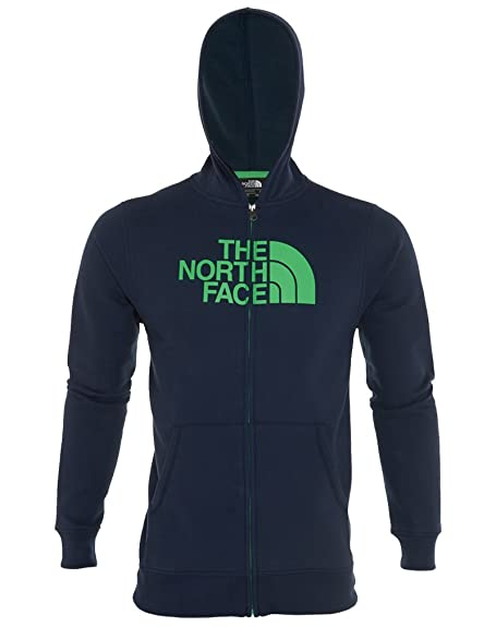 215063eae Amazon.com  The North Face Half Dome Full Zip Hoodie Big Kids ...