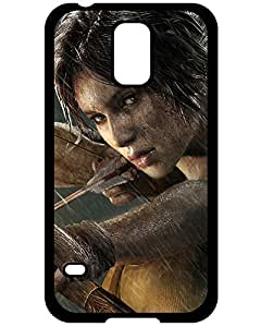Lovers Gifts 5544671ZA736512681S5 High-quality Durability Case For Lara Croft 2013 Samsung Galaxy S5 phone Case