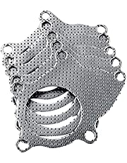 Just like - T3-T4 5-Bolt B/D Series Turbo Manifold DOWNPIPE Exhaust Graphite Aluminum Gasket JR4953