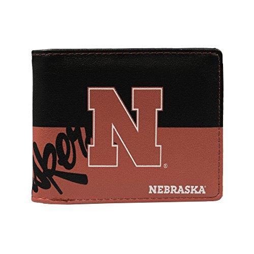 NCAA Nebraska Cornhuskers Bi-fold Wallet