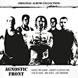 Agnostic Front: Original Album Collection: Discovering AGNOSTIC FRONT (Ltd. 5CD Edition) (Audio CD)