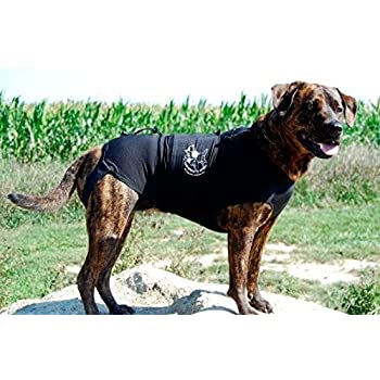 Amazon Com Mellow Shirt Dog Anxiety Calming Wrap Large