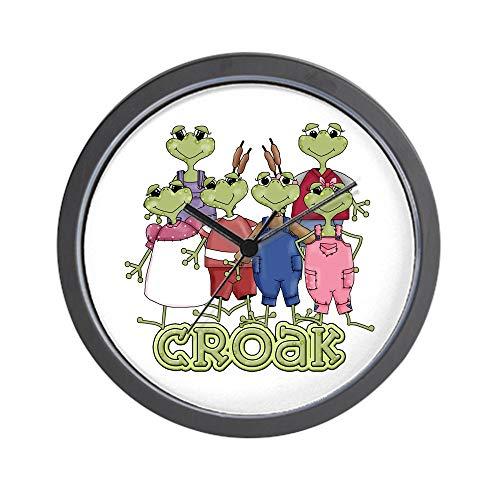 CafePress Croak Frogs Unique Decorative 10