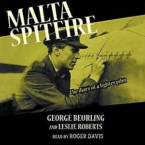Malta Spitfire Audiobook