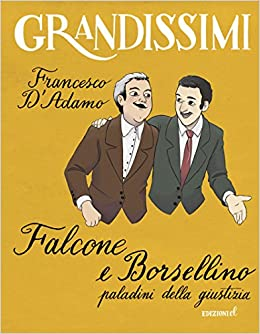 Descargar Libro En Falcone E Borsellino, Paladini Della Giustizia. Ediz. Illustrata Kindle Lee Epub