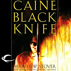 Caine Black Knife Hörbuch