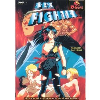 Amazon Com Sex Fighter Manga Movies Tv