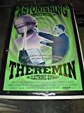 THEREMIN-AN ELECTRONIC ODYSSEY/ORIG. U.S. ONE SHEET MOVIE POSTER (DOCUMENTARY)