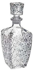Jarra de vidrio para licores Bormioli Rocco Dedalo - 800 ml (28 oz)