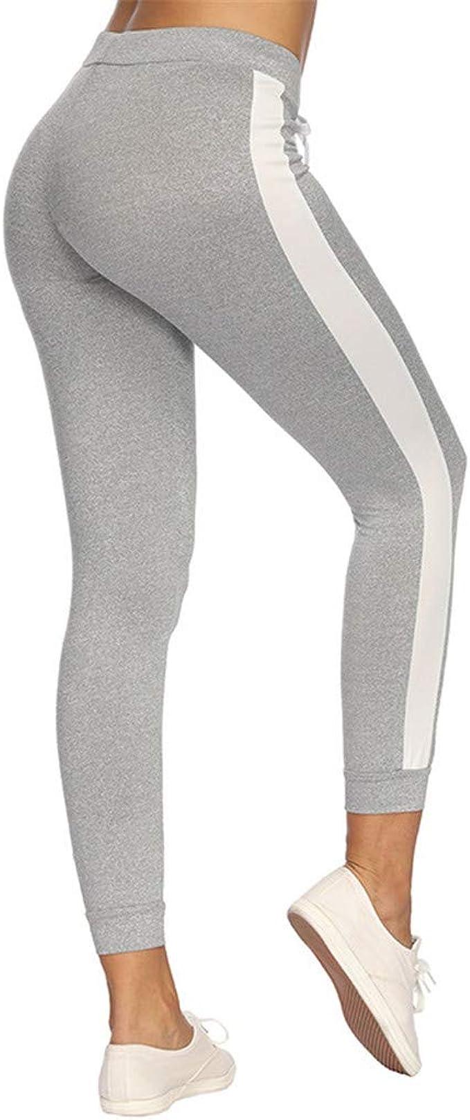 riou Pantalones Deportivos para Mujer Leggins Yoga Medias ...