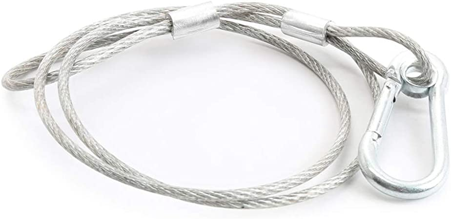 Skytec Metal Disco Lighting Safety Wire 50kg Max