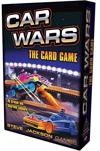 Steve Jackson Games Car Wars Card Game