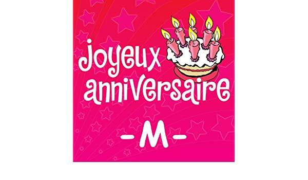 Prenoms Filles M 3 3 By Joyeux Anniversaire On Amazon Music