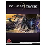 Post Human Studios Eclipse Phase RPG: Second Edition Rulebook