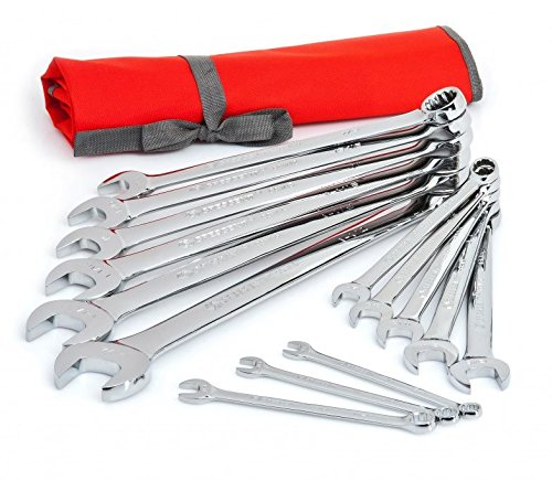Crescent CCWS4 Combination Wrench Pouch