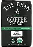 The Bean Coffee Company, Le Bean (Dark French Roast), Organic Whole Bean, Decaffeinated, 5-Pound Bag