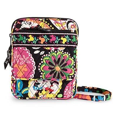 956ac75aba Midnight with Mickey Disney Mini Hipster Bag By Vera Bradley  Handbags   Amazon.com