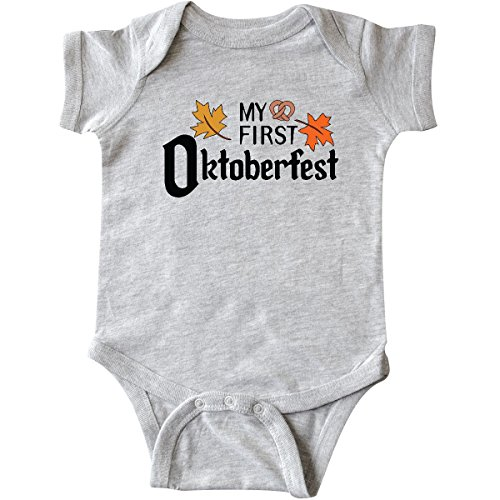 German Baby Outfit - inktastic My First Oktoberfest with Fall