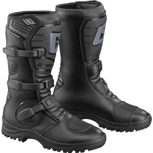 Gaerne G-Adventure Men's Black Motocross Boots - 9