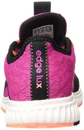 adidas Edge Lux 2, Zapatillas de Running Para Mujer Varios colores (Roscos / Plamet / Brisol)