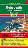Dubrovnik City Pocket Map 1:10K (Croatia) (English, French and German Edition)