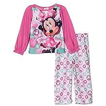 Toddler Girl's Disney Junior Minnie Mouse 2-piece Pajama Set