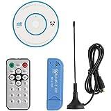 Quickbuying USB 2.0 Digital DVB-T SDR+DAB+FM HDTV TV Tuner Receiver Stick RTL2832U+R820T2 N