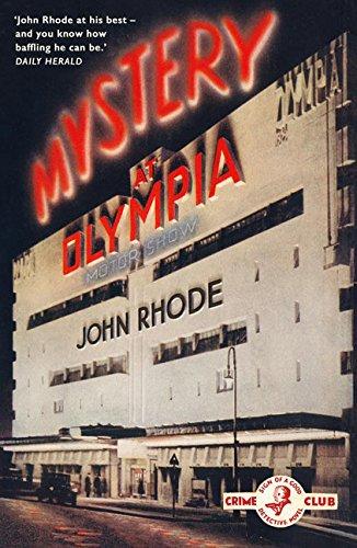 Mystery at Olympia