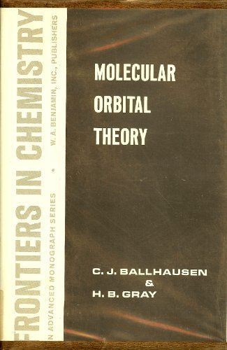 Molecular orbital theory: An introductory lecture note and reprint volume (Frontiers in chemistry)