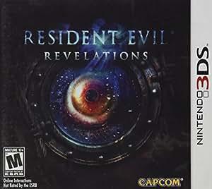 Resident Evil: Revelations - Nintendo 3DS Standard Edition