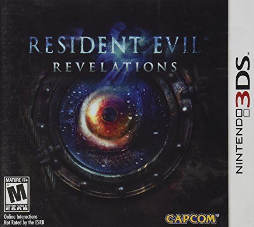 Resident Evil Revelations - 3DS [Digital Code] by Capcom