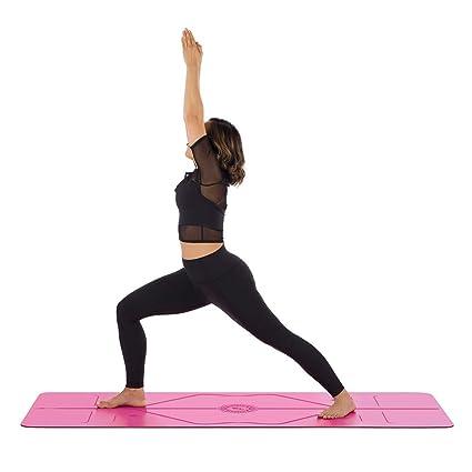 Liforme Esterilla De Yoga Gratitude - Mejor Estera De Yoga ...
