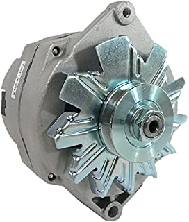 Amazon.com: NEW ONE WIRE 1-WIRE ALTERNATOR GM DELCO 10SI LOW TURN ...