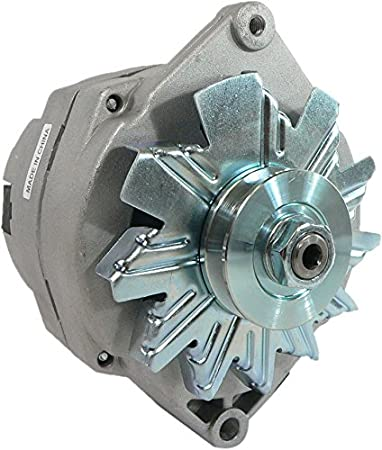 Db Electrical Adr0335 Alternator For High Output Chevy One 1 Wire 105 on