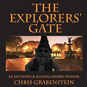 The Explorer's Gate Audiobook