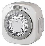 Westek TM1677DHB Mechanical Big Button Timer