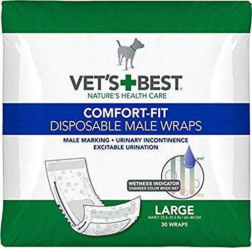 Vet's Best Comfort Fit