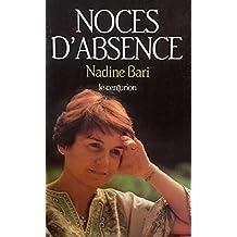 Noces d'absence