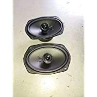 CTX69 - Image Dynamics 6x9 2-Way Car Speaker with Silk Tweeters